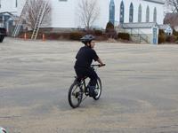 noah biking